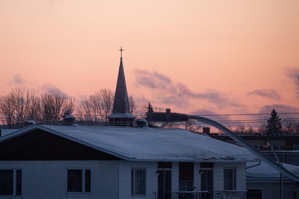 Holy Sunset