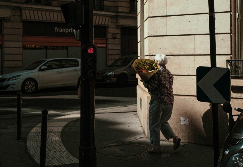 Flower people Paris