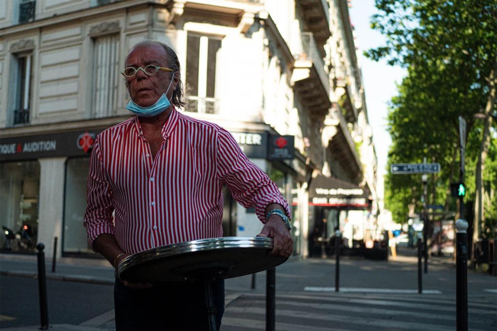Paris bar déconfinement