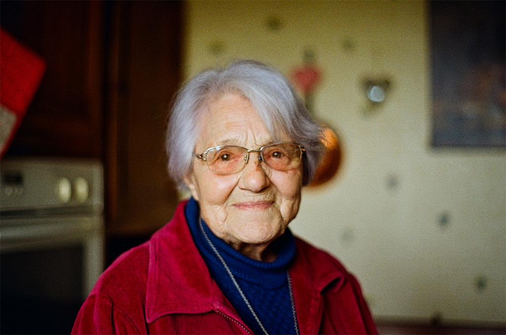 Portrait Ginette